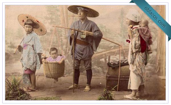 Семья по-японски