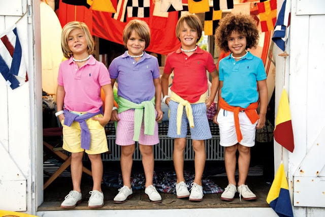 Детские товары Ralph Lauren