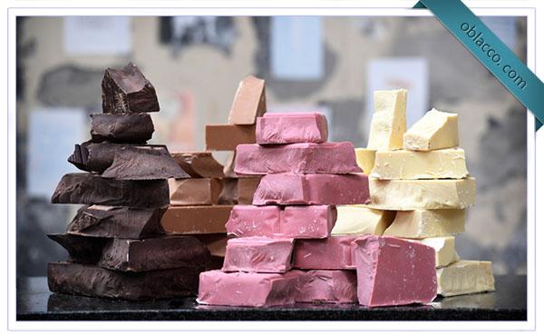 Кулинарные тренды, красители для шоколада