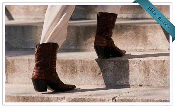 Осенняя обувь, продолжение