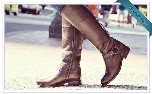 Осенние обувные тренды